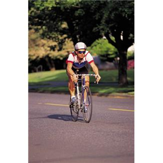 Bicyclists face dangers