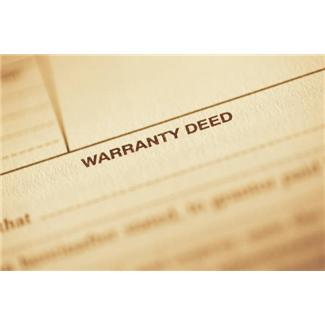Deed Drafting is One of Many Services offered by Dan Slater